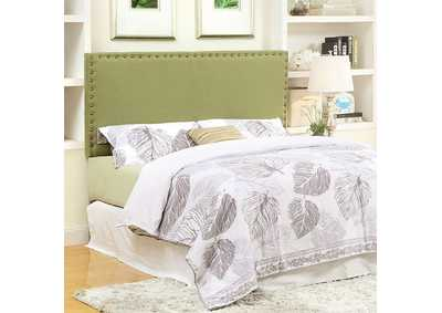 Herstal Green Queen Headboard