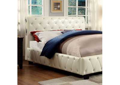Image for Juilliard Ivory California King Bed