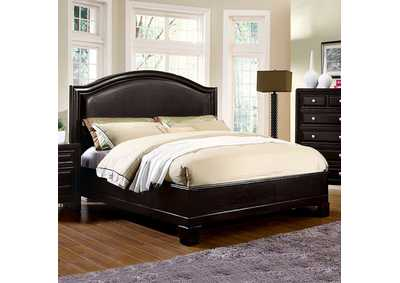 Image for Winsor Espresso Queen Platform Bed