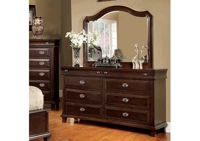 Image for Arden Brown Cherry Dresser
