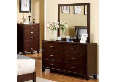Gerico II Brown Dresser,Furniture of America