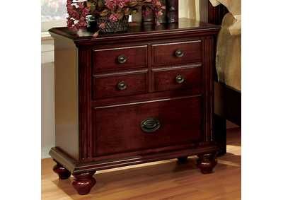 Image for Gabrielle Cherry Night Stand