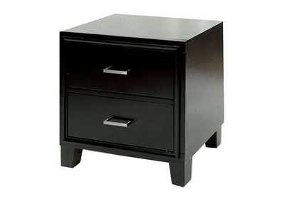 Gerico II Espresso Nightstand,Furniture of America