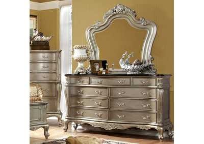 Image for Johara Gold Dresser