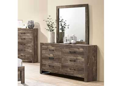Image for Larissa Natural Tone Dresser