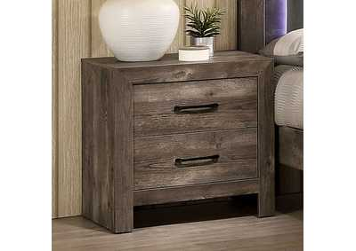 Image for Larissa Natural Tone Nightstand