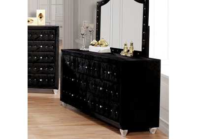 Image for Alzire Black Dresser