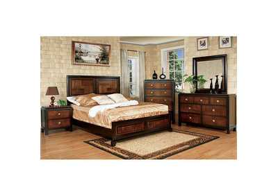 Image for Patra Acacia & Walnut Dresser