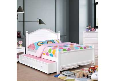 Image for Dani White Twin Bed