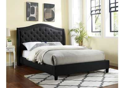 Image for Carly Black Eastern King Bed