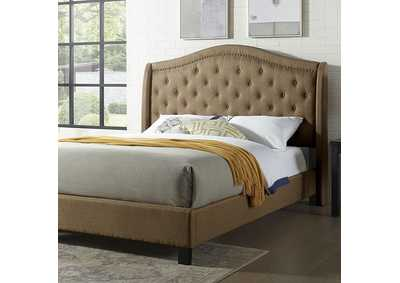 Image for Carly Brown Eastern King Bed