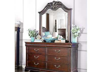 Mandura Cherry Dresser,Furniture of America