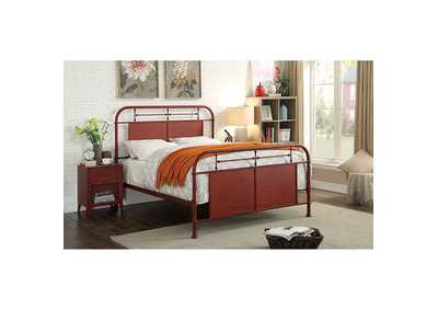 Image for Haldus Red Twin Bed