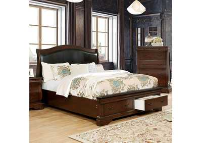 Merida Queen Bed,Furniture of America