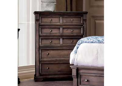 Amadora Walnut Chest