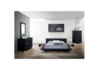 Christie Black Lacquer Chest