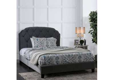 Osnabrock Gray Twin Bed