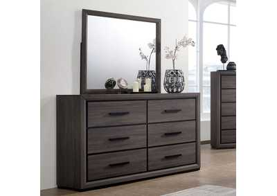 Conwy Gray Dresser,Furniture of America