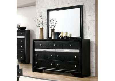 Chrissy Black Dresser,Furniture of America