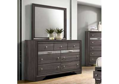 Chrissy Gray Dresser,Furniture of America