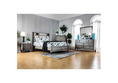 Image for Daphne Gray California King Bed