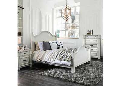 Daria California King Bed,Furniture of America
