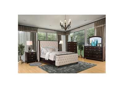 Camille Full Bed,Furniture of America