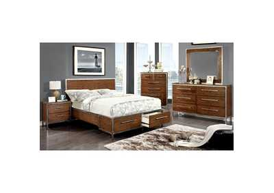 Image for Torres California King Platform/Storage Bed