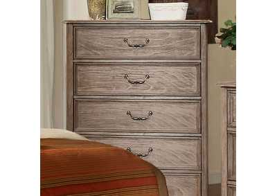 Image for Belgrade I Rustic Natural Tone Drawer Chest