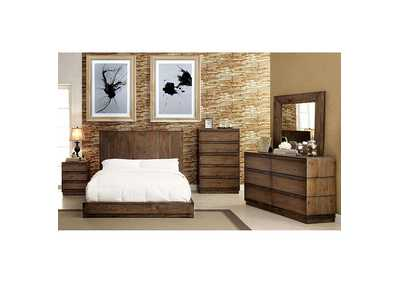 Amarante Queen Bed
