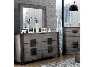 Janeiro Gray Dresser,Furniture of America
