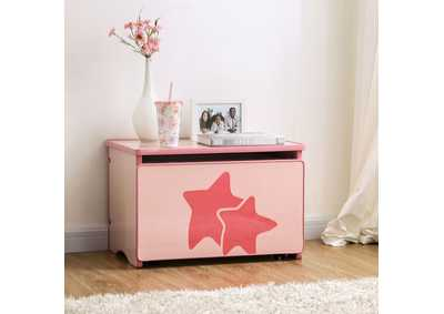Image for Arianna Pink Toy Box