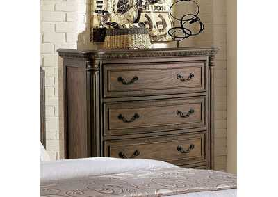 Persephone Rustic Natural Chest,Furniture of America