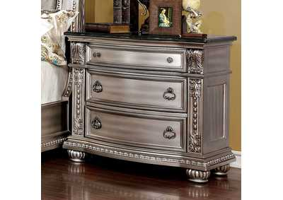 Image for Fromberg Champagne Night Stand
