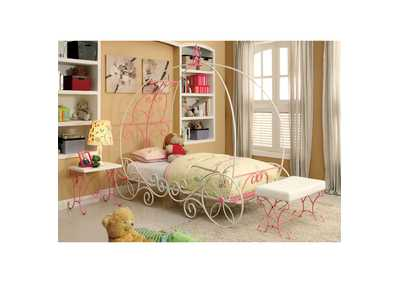Image for Enchant Champagne Twin Bed