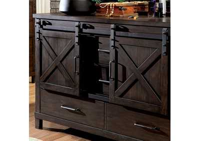 Bianca Dresser,Furniture of America