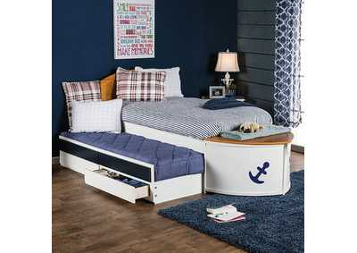 Image for Voyager Captain Twin Bed