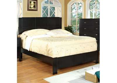Lexington Eastern King Bed,Furniture of America