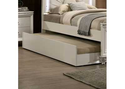 Image for Allie White Trundle