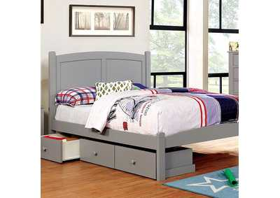 Image for Omnus Gray Underbed Drawers
