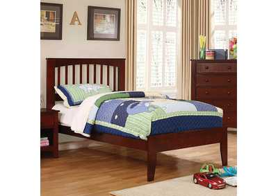 Image for Pine Brook Cherry Twin Platform Bed