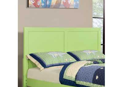 Prismo Light Green Queen Headboard,Furniture of America