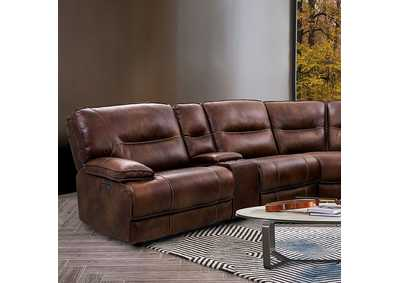 Image for Louella Brown Power Sectional