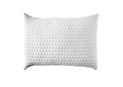 Image for Crocus White Memory Foam Pillow