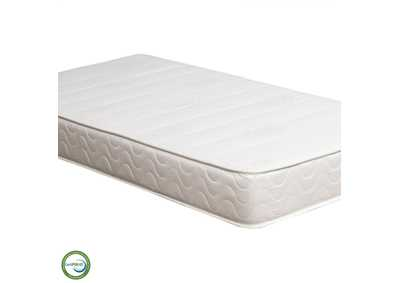 "Image for Cosmos White 8"" Memory Foam Twin XL Mattress"