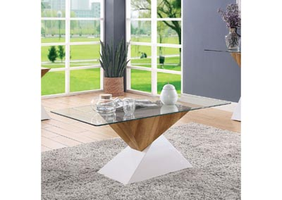 Image for Bima Ii White Coffee Table