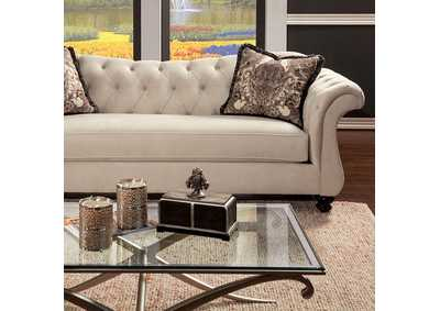 Image for Antoinette Beige Sofa