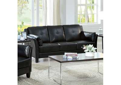 Pierre Black Sofa