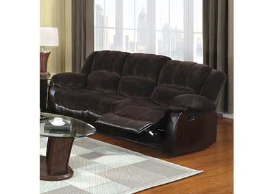Image for Winchester Brown Champion Sofa