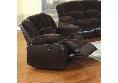 Image for Winchester Brown Champion Recliner